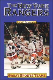 Cover of: Great Sports Teams - The New York Rangers (Great Sports Teams)