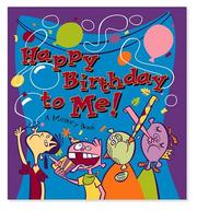Cover of: Happy Birthday to Me
