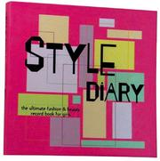 Cover of: Style Diary