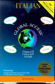 Cover of: Global Access  | Penton