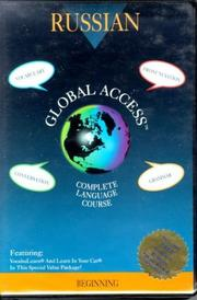 Cover of: Global Access: Russian Complete Language Course