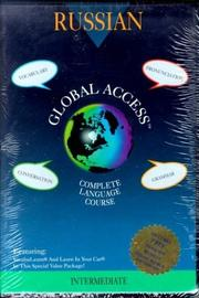 Cover of: Global Access : Russian Intermediate