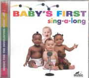 Cover of: Baby's First Sing-Along (Babys First)