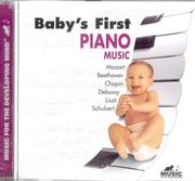 Cover of: Baby's First Piano Music (Babys First)