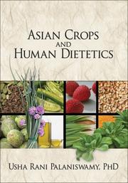 Cover of: Asian Crops and Human Dietetics