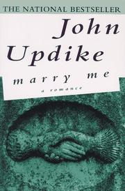 Cover of: Marry Me: a romance