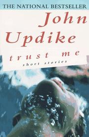Cover of: Trust Me: short stories
