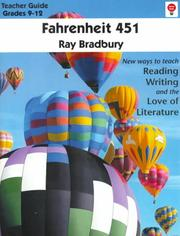 Cover of: Fahrenheit 451 (Novel Units) (Novel Units)