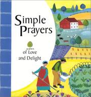 Cover of: Simple Prayers Of Love And Delight