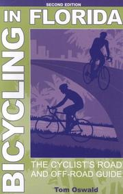 Cover of: Bicycling in Florida, 2nd ed