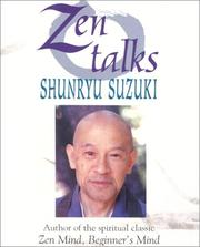 Cover of: Zen Talks