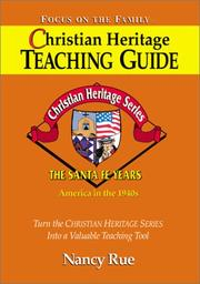 Cover of: Christian Heritage