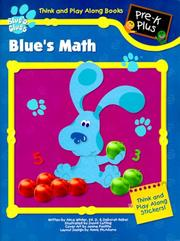 Cover of: Blue's Math (Blue's Clues Think and Play Along Books)