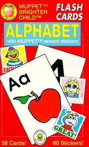 Cover of: Alphabet/Flash Cards With Muppet Reward Stickers | American Education Publishing