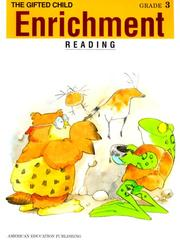 Cover of: Enrichment Reading | American Education Publishing