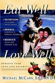 Cover of: Eat Well Love Well