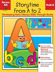 Cover of: Storytime from A to Z
