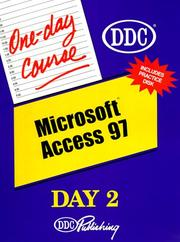 Cover of: One Day Course