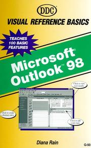 Cover of: Outlook 98 Visual Reference Basics