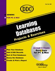 Cover of: Learning Databases