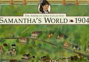 Cover of: Samantha's World 1904: An American Girls Map (American Girls Collection Sidelines)