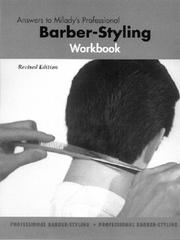 Cover of: Answers to Milady's Professional Barber-Styling Workbook