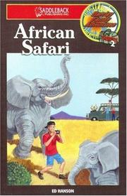 Cover of: African Safari | Ed Hanson