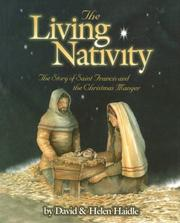 Cover of: The Living Nativity