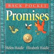 Cover of: Back Pocket Promises