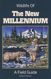 Cover of: Wildlife of the New Millennium | B. R. Peterson