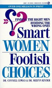Cover of: Smart women, foolish choices