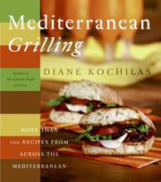 Cover of: Mediterranean Grilling