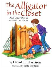 Cover of: The Alligator in the Closet