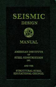 AISC Seismic Design Manual