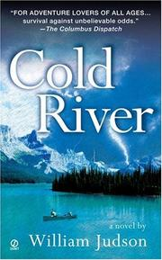 Cover of: Cold River | William Judson