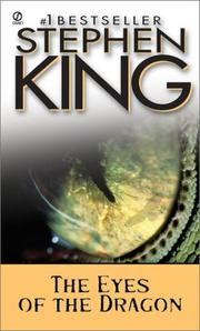 Cover of: The Eyes of the Dragon | Stephen King