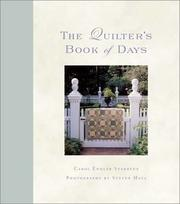 Cover of: The Quilter's Book of Days