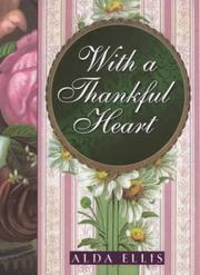 Cover of: With a Thankful Heart