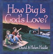 Cover of: How Big Is God's Love?