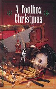 Cover of: A Toolbox Christmas | Woody Phillips