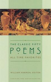 Cover of: Classic Fifty All-Time Favorite Poems