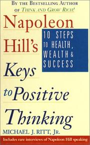 Cover of: Keys to Positive Thinking