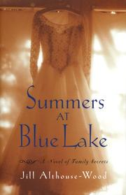 Cover of: Summers at Blue Lake