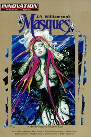 Cover of: Masques, vol. 1, no. 2