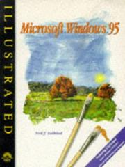 Cover of: Microsoft Windows 95 - Illustrated Standard Edition
