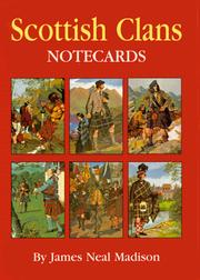 Cover of: Scottish Clans Notecards | James Neal Madison