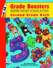 Cover of: Grade Boosters/Second Grade Math