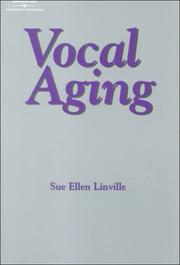 Cover of: Vocal Aging | Sue Ellen Linville