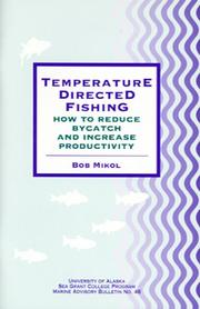Cover of: Temperature Directed Fishing | Bob Mikol