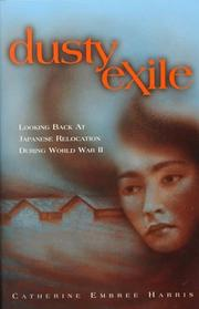 Cover of: Dusty Exile | Catherine Embree Harris
